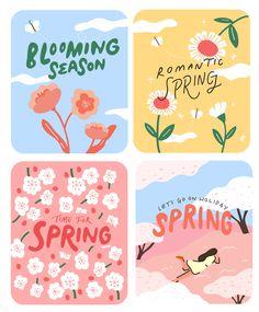 Cute Illustration, Digital Illustration, Graphic Design Illustration, Poster Baby, Arte Shop, Journal Stickers, Aesthetic Stickers, Graphic Design Posters, Cute Stickers