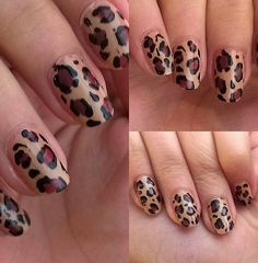 Unghii de ghepard.    Ghepard nails