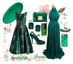 """May: Emerald"" by fandom-stylist on Polyvore featuring Mulberry, Gucci, Cultural Intrigue, Chicwish, Alexander McQueen and Casetify"