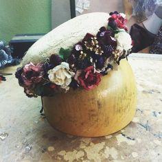 #tocados #invierno #love #flowers