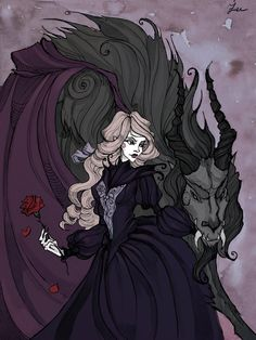 Beauty and the Beast by IrenHorrors on deviantART