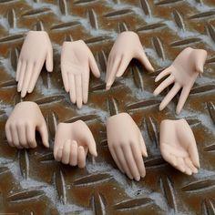 Option Hand Pack 2 for girls (Milk color)