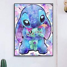 5D DIY Diamond Painting Kits, Cartoon Adults Round Full Drill Paint by Number Kits Art Perfect for Relaxation and Home Wall Decor