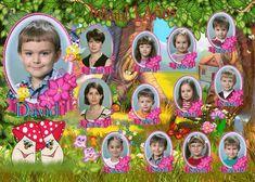 Pin De Luis En Diploma Preescolar Orla Infantil Fondos Para Fotos Collage Para Fotos Gratis