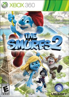 Top 5 #XBOX360 Games For Kids 2013 via www.SassyGirlz.net #Smurfs2Game #Gaming
