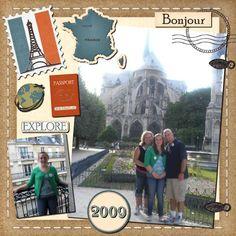HM Gallery - First Trip to Paris!!