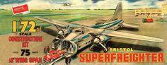 Vintage Models, Old Models, Vintage Box, Plastic Model Kits, Plastic Models, Airfix Models, Airfix Kits, Car Carrier, Model Airplanes