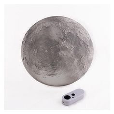 Lampa Moon In My Room - Twój własny Księżyc