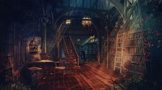 Posts about fantasy library written by Alcaminhante Fantasy Places, Fantasy World, Anime Fantasy, Fantasy Art, Magical Library, Anime Places, Library Art, Old Libraries, Fantasy Setting