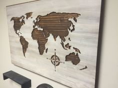 Wood wall art wooden map wood us map united states map america wood wall art wooden map wood us map united states map america american map patriotic decor home wall decor luxury office decor from howdy gumiabroncs Image collections