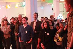 """SofaLoft: wieder ausgebucht durch Alltagsexperten und """"Prototyper"""". Zweite Prototypenparty am 04.02.2015 im SofaLoft Hannover. Die nächste Party wird kommen!"""