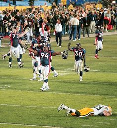 Super Bowl XXXII, Jan. 25, 1998