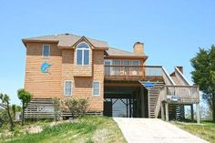 Marlin Drive --- Top Of The Marlin, Duck, Oceanside, Outer Banks vacation Rental