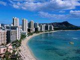 Waikiki Beach- One of my most favorite trips