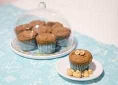 Magdalenas de chocolate y avellanas para #Mycook http://www.mycook.es/cocina/receta/magdalenas-de-chocolate-y-avellanas