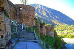 Historical Muzaffarabad Fort, Muzaffarabad, Azad Jammu and Kashmir (AJK), Pakistan