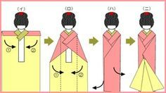 Japanese doll bookmark - easy enough to make it during School Family Night for PARP? more ideas https://www.pinterest.com/artgirl90/arted-japan/