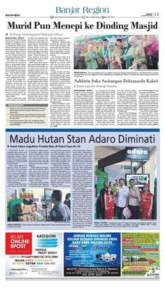 #ClippedOnIssuu from Banjarmasin Post Sabtu 6 Agustus 2016