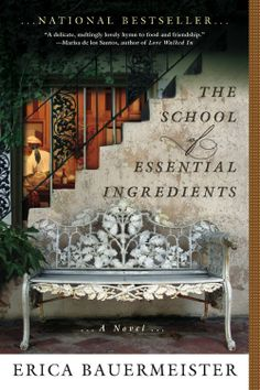 The School of Essential Ingredients -1st Book - good read, but had an abrupt ending!