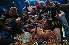 Bullet Club in New Japan Pro Wrestling (NJPW)