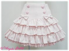 Angelic Pretty - Candy Girl Skirt