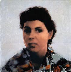 Gerhard Richter » Art » Paintings » Photo Paintings » Isa » 717-7