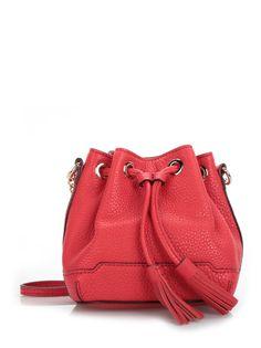 REBECCA MINKOFF 'Lexi' Mini Bucket. #rebeccaminkoff #bags #shoulder bags…