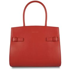 CHARLES & KEITH Structured Work Tote $86