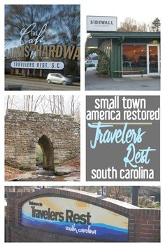 Small Town America Restored: 24 Hours in Travelers Rest, South Carolina   CosmosMariners.com