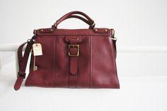 Fossil Tasche / Shopper / Vintage Kollektion