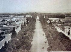 Paseo de la Reforma 1900