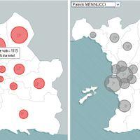 Les résultats de la primaire PS à Marseille (13 oct 2013)