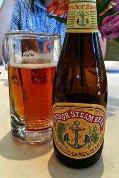Dans le top 10 des délices de San Francisco.... la bière!