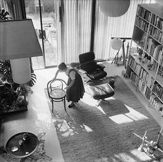 Ray Eames & Thonet chair, Foto: Monique Jacot, courtesy of Vitra Design Museum