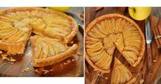 Tardarás muy pocos minutos en poder disfrutar de esta irresistible tarta de manzana que nos traen desde el blog HOGARDIEZ.