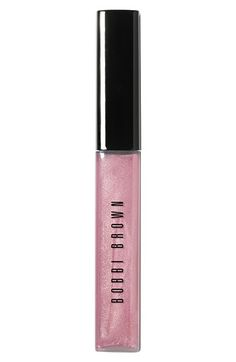 Bobbi Brown Brightening Lip Gloss in Pink Lilac. Available at Nordstrom. LOVE that color!