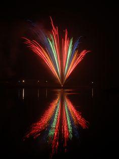 #Reflections #EpicFireworks