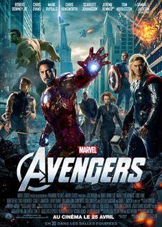 Avengers, Affiche FR