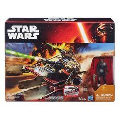 "Star Wars Force Awakens 3.75"""" Vehicle Jakku Landspeeder"