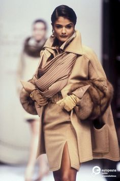 1991 Christian Dior, Autumn-Winter Couture
