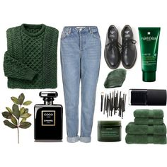 How To Wear D13th[Green] Outfit Idea 2017 - Fashion Trends Ready To Wear For Plus Size, Curvy Women Over 20, 30, 40, 50