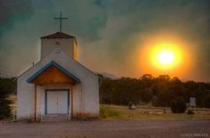 Church's of New Mexico are like no others.