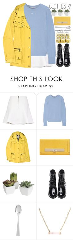 """i just want to add more joy and warmth into my everyday life"" by exco ❤ liked on Polyvore featuring Equipment, Burberry, Pier 1 Imports, clean, organized, yoins, yoinscollection and loveyoins"