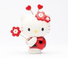 Precious Moments x Hello Kitty: Lady Bug