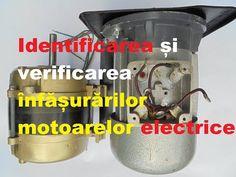 Identificarea și verificarea înfășurărilor motoarelor electrice - YouTube