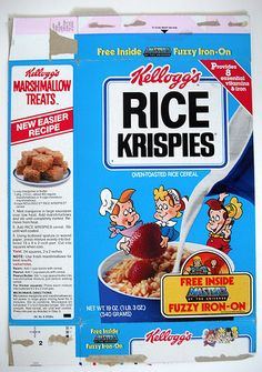 Sugar Free Cereal, Sugar Free Diet, Diet Reviews, Diet Program, Rice Krispies, Low Carb, Treats, Box, Breakfast
