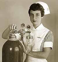 fotos antiguas de enfermeras para ideas disfraz - Disfraz casero