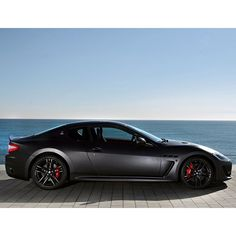 Stunning Maserati Granturismo! nice!