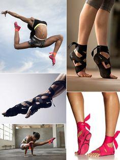 Nike studio wraps. Perfect for yoga!