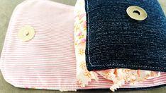 Organizador para toallas íntimas, tampones etc. DIY   Manualidades Fabric Boxes, Tampons, Coin Purse, Creations, Diy, Phone Cases, Quilts, Purses, Scrappy Quilts